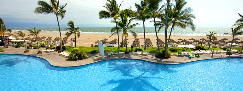 Mayan Palace, Nuevo Vallarta, Resorts, Mexico, Dave Millers Mexico