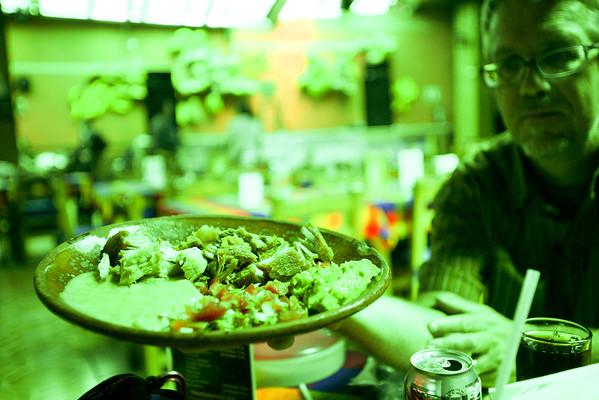 El Mexicano, Guadalajara, Plaza Tapatia, Dave Millers Mexico