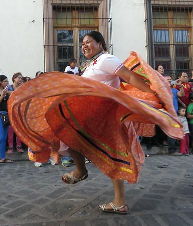 Dave Miller's Mexico Guelaguetza Oaxaca