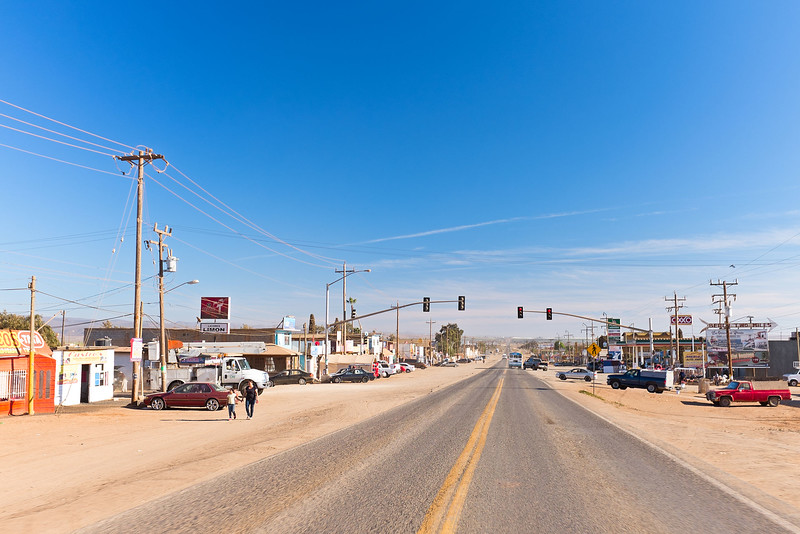 Camalu, Baja California, Dave Millers Mexico