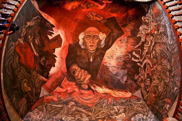 Hidalgo, Orozco, Dave Millers Mexico, Guadalajara