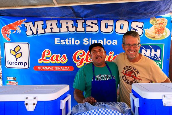 Dave Miller, Dave Millers Mexico, Ensenada, Ceviche