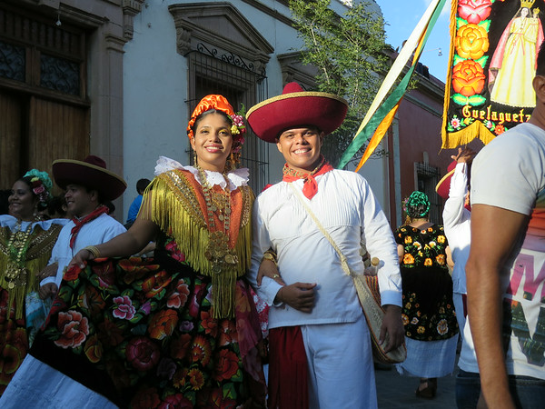 Oaxaca, Guelaguetza 2014, Dave Miller's Mexico, Mexico