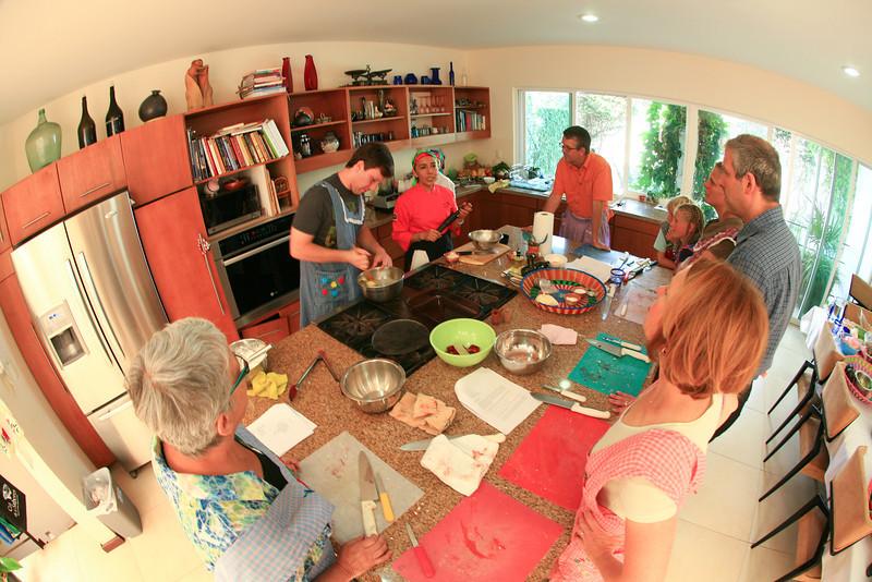Casa de los Sabores, Oaxaca Cooking School, Pilar Cabrera, Oaxaca