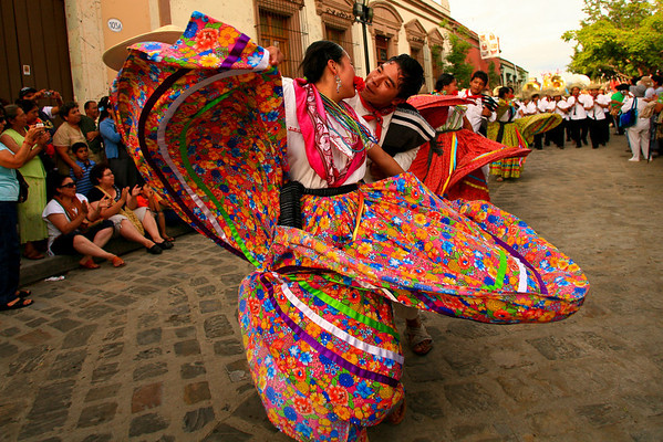 Guelaguetza, Oaxaca, Dave Millers Mexico