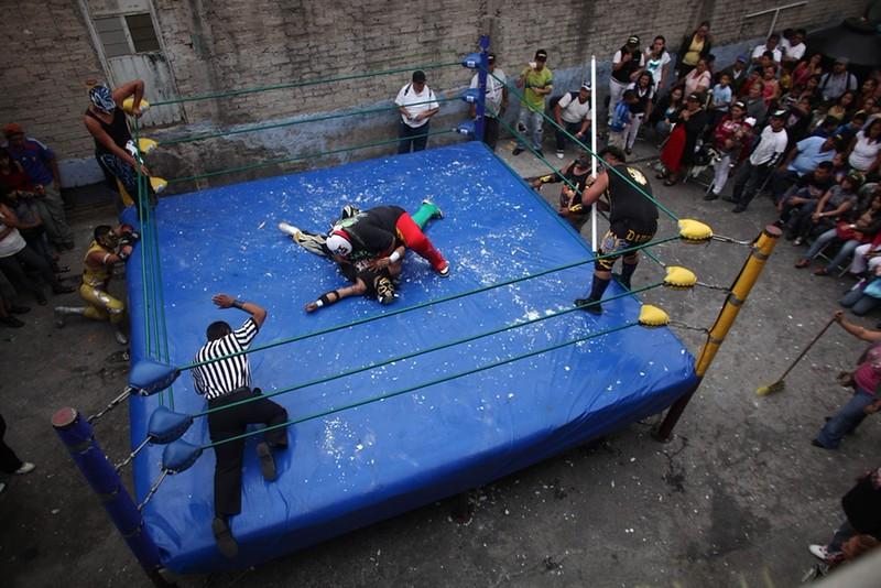 Lucha Libre, Lucha Libre Mexico, Wrestling Mexico