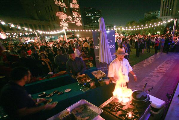 Coni'Seafood, Taste of Mexico, Sergio Peñuelas, Dave Millers Mexico