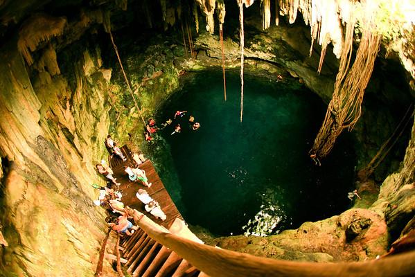 Yucatan, Cenotes, Merida, Dave Millers Mexico
