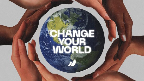 How To Become A World Changer Image