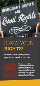Mission Housing Development Corporation | Know Your Rights