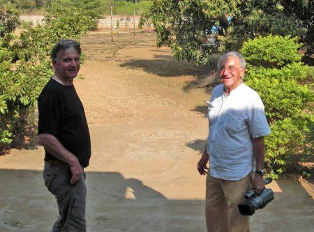 Patrick et Marc en 2012
