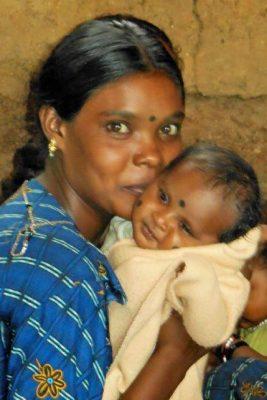 Aide aux mères allaitantes - Mission Inde