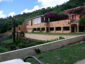40. Garrick's exordinary Mediterranean style villa in Bora Bora where Jeff &  Anne stayed a few nights.