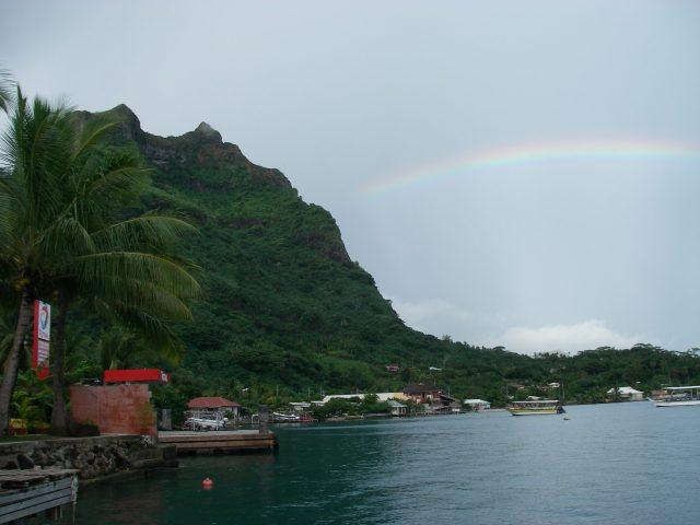 21. A rainbow near Joyful reminds us of God's promise!