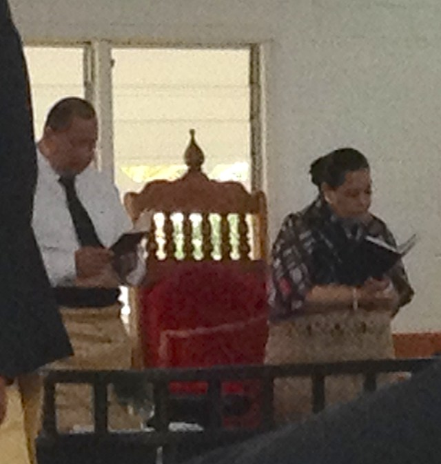 6. The King and Queen of Tonga are devout Christians, as are most citizens of the kingdom