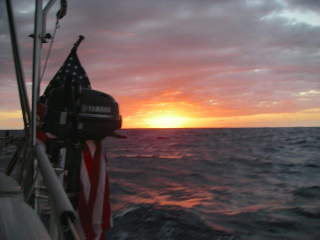 57-a-fiery-sun-arose-with-strengthening-wind-during-joyfuls-sail-through-the-great-barrier-reef-to-mackay-australia