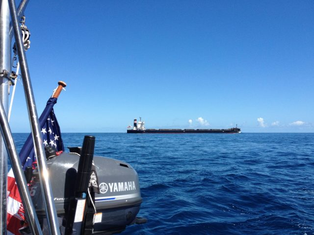 59-a-ship-leaving-the-hydrographers-passage-passed-us-as-joyful-entered-the-passage-to-sail-through-the-great-barrier-reef