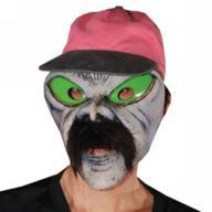 Alien With Emiliano Zapata Mustache