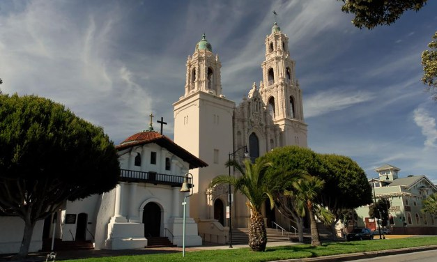 New Technology Documents Mission Dolores