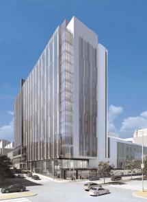 Citywide Hospital Rebuild Advances Conflict