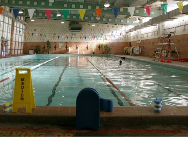 Garfield Pool in 2009.
