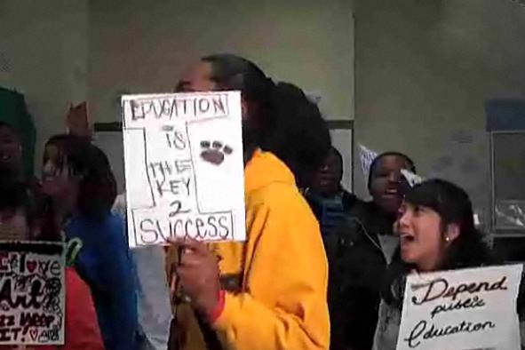 Mission High Mobilizes for Thursday Protest