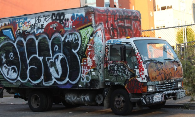 StreetScience: Tagged, Then Transformed Green