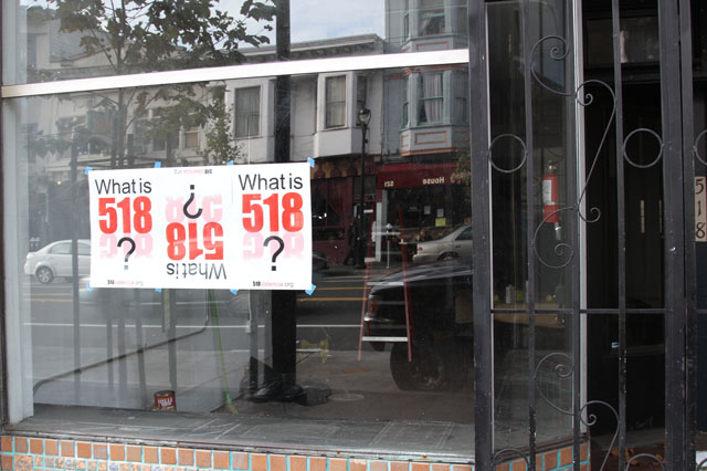 What Will 518 Valencia Be?