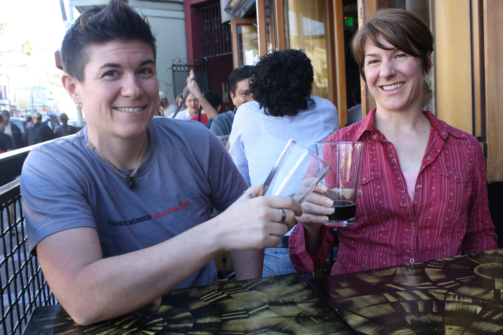 Brewers Regan Long and Sarah Fenson are raising funds to open a neighborhood nano-brewery