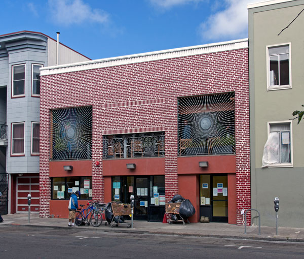 The Mission Neighborhood Resource Center, 165 Capp St.