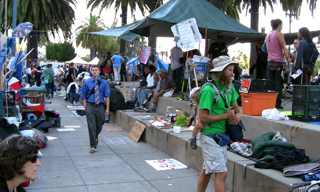 A Day in the Life of Occupy SF