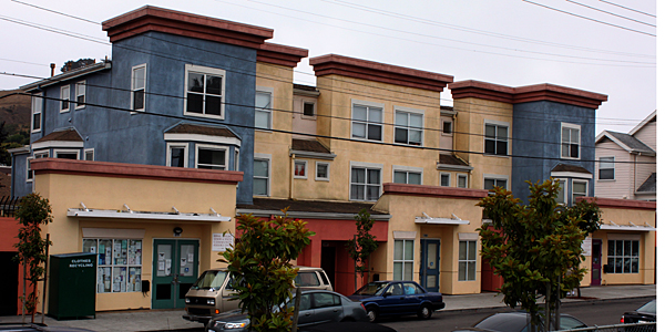 Bernal Dwellings