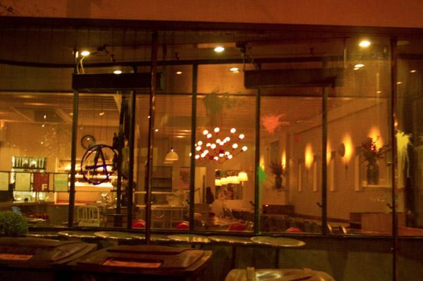 Farina Restaurant. File Photo