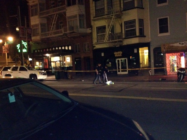 16th Street Reacts to Friday Night's Shooting