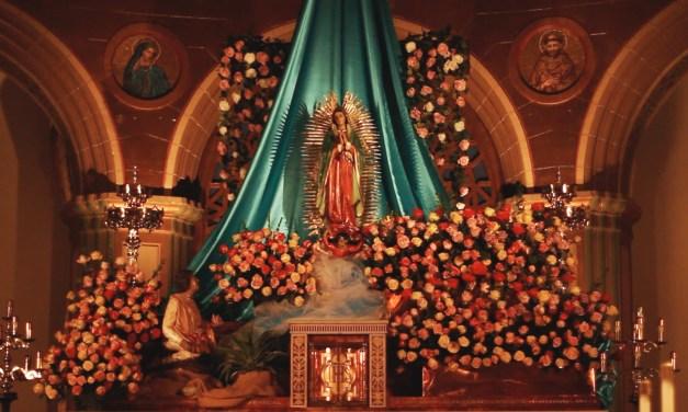 VIDEO: Celebrating the Virgen de Guadalupe