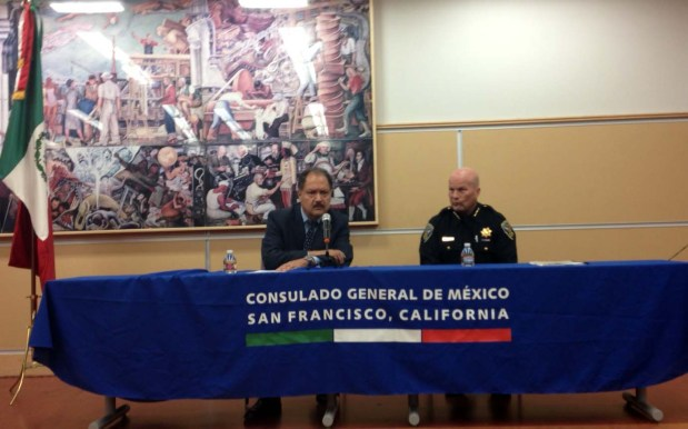 mexican official and sfpd mission police chief greg suhr