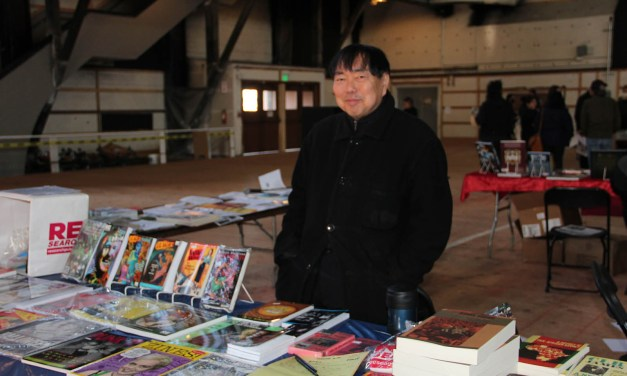 Anarchist Book Lovers Converge on the Armory