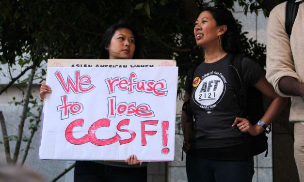 City College Opens for Fall While Fighting Threat of Accreditation Loss