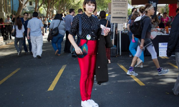 Mixing Food and Fashion at the Street Food Festival