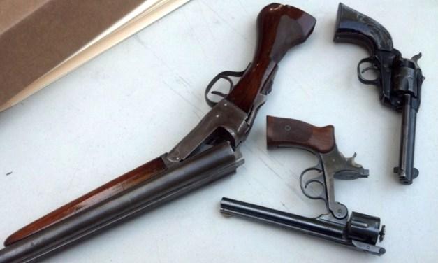 Gun Buyback Brings Lines of Willing Owners