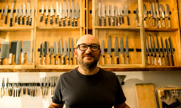 VIDEO: Bernal Cutlery sharpens up