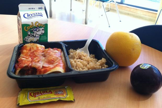 Estudiantes Sueltan la Sopa sobre Almuerzos Escolares Más Saludables
