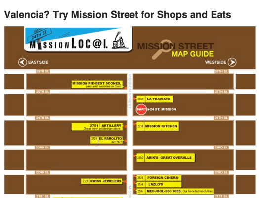 Mission Street's evolution began early in Mission Local's tenure.