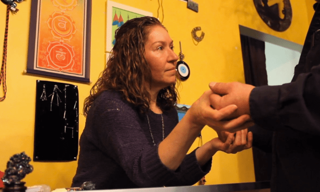 VIDEO: Love, Light and Healing on 24th St.