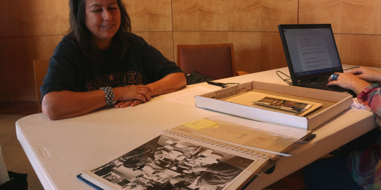 Library Helps Latinos and Others Digitize History