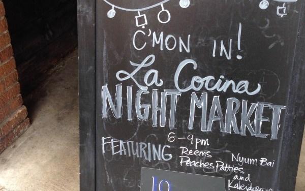 Night Market Showcases Under the Radar Food Entrepreneurs