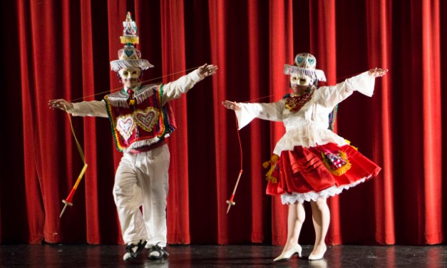 ODC Features Bolivian Dance Group at 15 Years