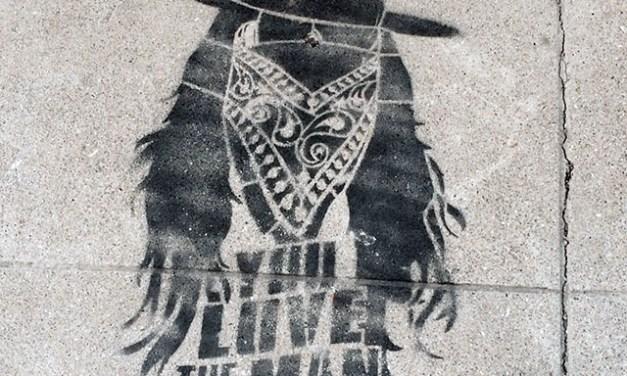 Good Morning Mission to Urban Art!