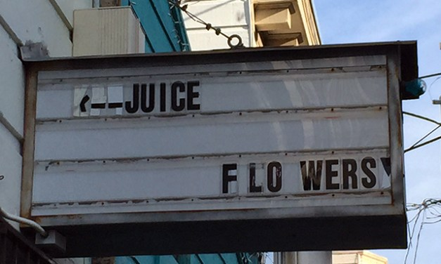 Good Morning Mission! Juice and Flowers