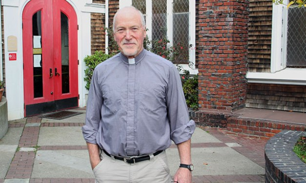 SF Mission Vicar Practices Humanity From Pulpit to City Hall